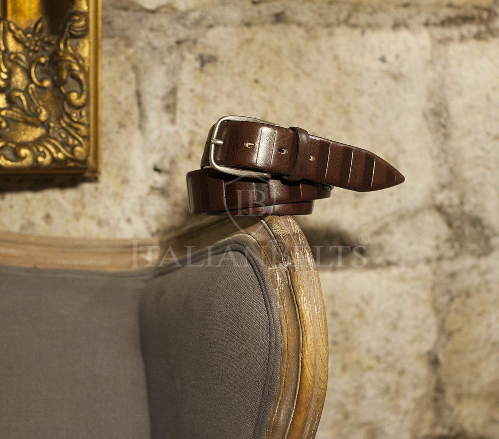 Cintura Casual Uomo pelle