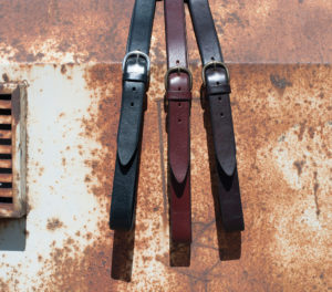 Classic men's belts