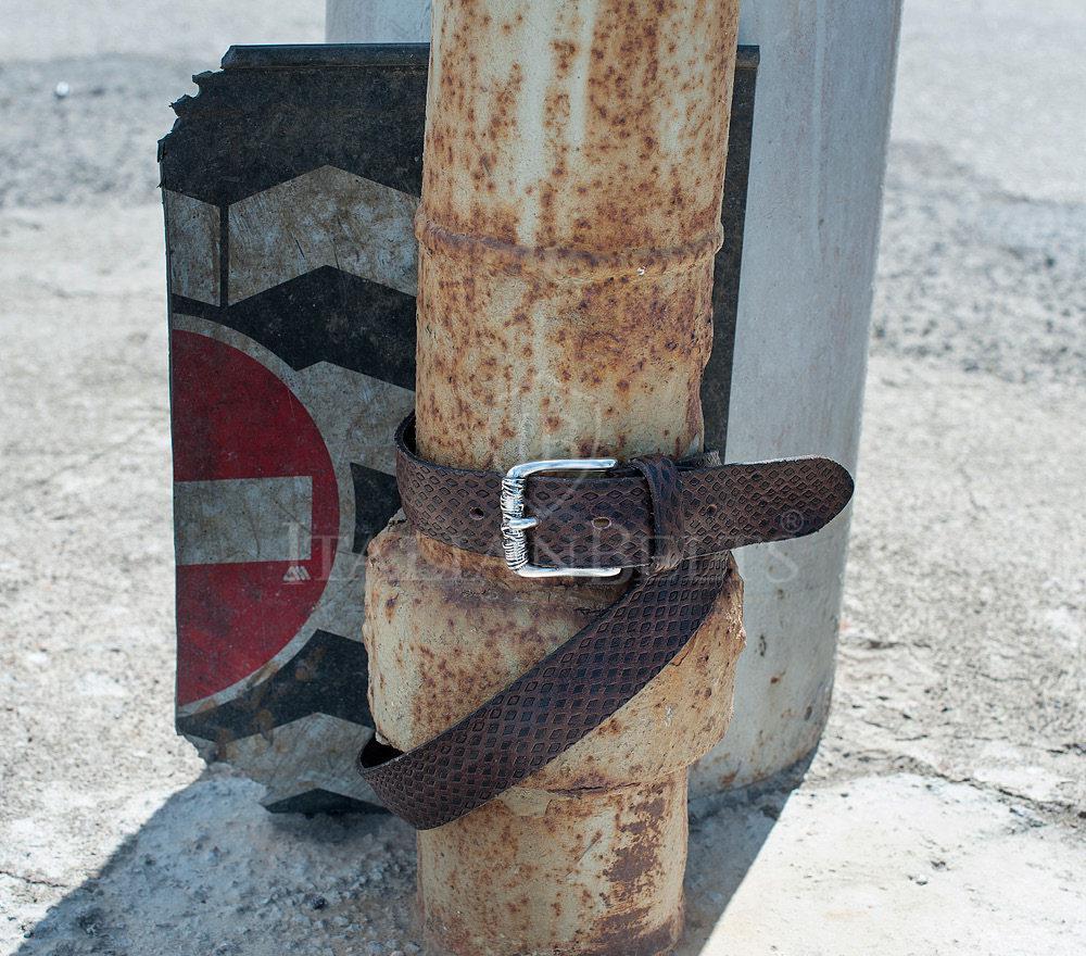 Cintura casual artigianale