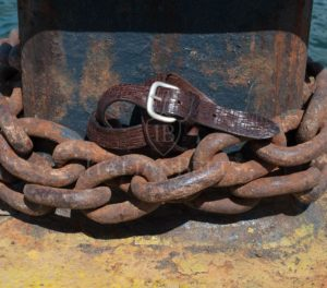 Rugged men's belt